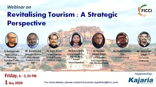 Webinar on Revitalizing Tourism