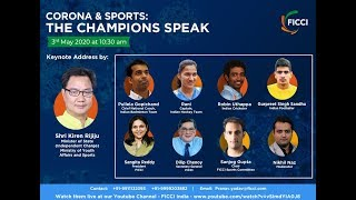 Corona & Sports: The Champions Speak