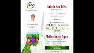 FICCI FLO Report on Women Participation in Indian Agriculture