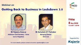 Getting Back to Business in Lockdown 3.0