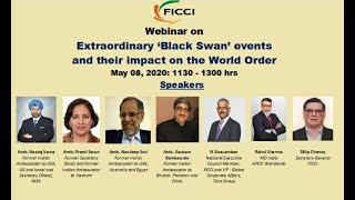 Extraordinary BLACK SWAN events and their impact on the World Order