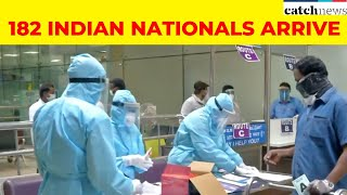 COVID-19: 182 Stranded Indian Nationals Arrive In Chennai From Dubai | Catch News