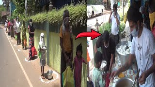 Poor still struggle for food but these small time hoteliers are proving to be their saviors!