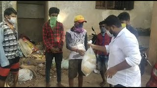 WATCH: Revolutionary Indians Help Labours Who Were Evicted By Their Landlord, Provide Them Shelter