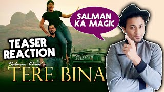 Tere Bina Teaser Reaction | Review | Salman Khan, Jacqueline Fernandez | Lockdown