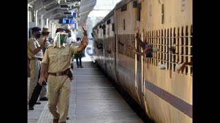Railways ready to run 300 Shramik trains daily for migrants: Goyal urges states to give permission