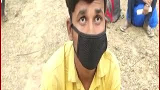 साउथ दिल्ली के मैदानगढ़ी से बिहार भेजे गए 1200 मजदूर, चेहरे पर दिखी खुशी