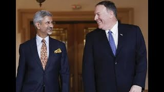 EAM S Jaishankar, Mike Pompeo discuss cooperation to contain Covid-19