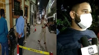 Ramazan Mein ganja Pee Kar Attack   In Hyderabad Oldcity Babanagar   @ SACH NEWS  