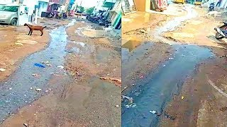 Corona Se Fight Karay Ya Phir Drainage Se | Drainage Flow Becomes A Big Problem In Old City |