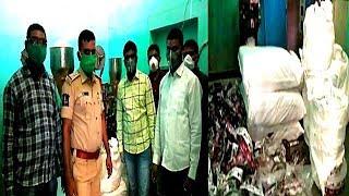 30 Lakhs Rupees Ka Gutka Seized | Gutka Manufacturing Unit Seized | @ SACH NEWS |