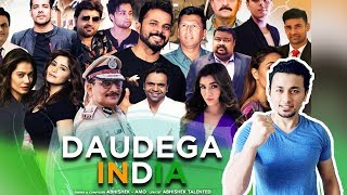 Sreesanth And Bigg Boss 13 Celebs Come Together For DAUDEGA INDIA Song