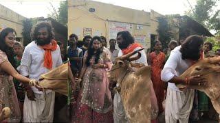 Dhruva Sarja and Prerana Special Video | Action Prince Dhruva sarja | Prerana