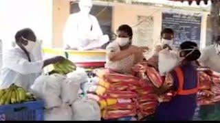 MLA Roja Helps Poor People | MLA Roja Latest News | AP Political News | Top Telugu TV