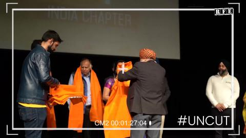 Watch Opening Ceremony of Sikhlens India Film Festival 2020 in Chandigarh | RFE TV | Tagore Theatre Video
