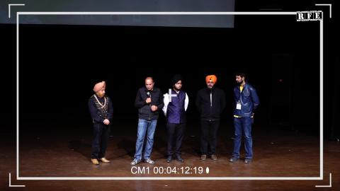 Honoring Creative Sikhs at Sikhlens India Film Festival 2020 in Chandigarh | RFE TV | Tagore Theatre
