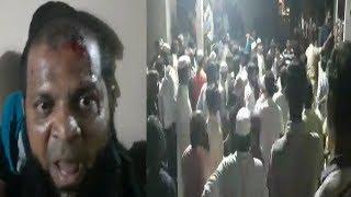 AIMIM Corporator Par Jaanleva Humla In Hyderabad Jalpally | @ SACH NEWS |