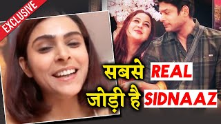 Madhurima Tuli CALLS Sidnaaz The REAL JODI | Sidharth Shukla, Shehnaz Gill | Exclusive Interview