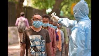 8000+ Corona Virus Positive Cases In Delhi   Corona Updates From Delhi   @ SACH NEWS  
