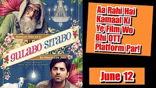 Gulabo Sitabo Premiere On OTT Platform On June 12, 2020, Producers Ki Bhedchal Shuru
