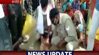 Hardoi | युवक ने किया आत्महत्या का प्रयास,पुलिस ने दी युवक को ज़िदगी | JAN TV