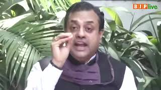 Migrants suffering due to politics being done by Cong, TMC: Dr. Sambit Patra