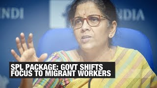 Will FM Sitharaman's announcements bring any immediate relief to migrant workers? | Economic Times