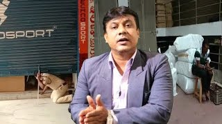 Hyderabad Police Exposed | Business Men Of Clothes Under Patherghatti | Clothes Are Been Sold |