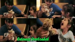 Mahesh Babu Best Cute video ever with his Daughter | Mahesh Babu