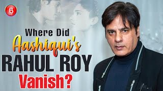 Where Did Aashiqui's Rahul Roy Disappear? Here's His Before-After Transformation!