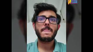 CarryMinati FINALLY Open Up About Why YouTube Removed Tik Tok v/s YouTube Video