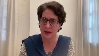 Smt. Priyanka Gandhi Vadra on Migrant Labourers