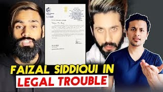 Tik Toker Amir Siddiqui's Brother Faizal Siddiqui In BIG TROUBLE Over His Recent Video