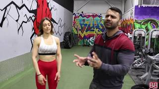 Lateral Raises Best Shoulder Shaping Exercise! (Hindi / Punjabi)