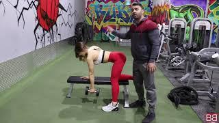 One Arm Row BEST Back Exercise! (Hindi / Punjabi)