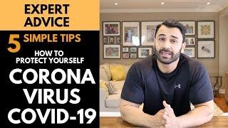 How to Protect Yourself from CORONAVIRUS Covid-19 (Hindi / Punjabi)