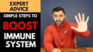 Simple Steps to BOOST IMMUNE SYSTEM! (Hindi / Punjabi)
