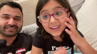 Aafie Teaches Sunny a LESSON!  (Vlog-1)