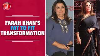 Farah Khan's Fat To Fit Amazing Transformation Will Leave You Inspired