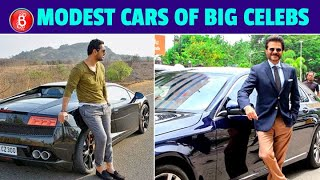 John Abraham To Anil Kapoor - Modest Cars Of Bollywood Celebrities