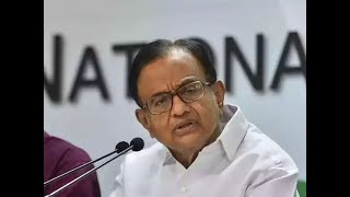 Why is govt hesitating to monetise fiscal deficit, asks P Chidambaram