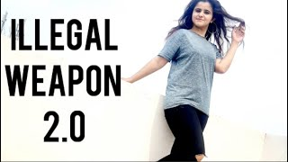Illegal weapon 2.0 || Street Dancer 3D || Dance_with_Umang