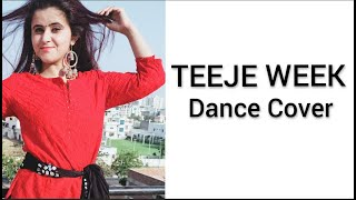 TEEJE  WEEK || PUNJABI  SONG || JORDAN SANDHU || DANCE WITH UMANG