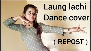 Laung  Lachi ( REPOST ) || Dance_with_Umang