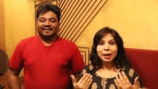 भोजपुरी स्टार गायिका ईन्दु सोनाली ओर संगीतकार सन्तोष राज|| Santosh Raj|| Indu Sonali