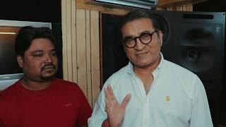 Abhijeet Bhattacharya With Music Composer Santosh Raj Live Talks About Nepali Song
