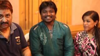 Kumar Sanu With Music Composer Santosh Raj || Live Talks About Bhojpuri Song