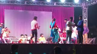 Marad Abhi Bacha Ba||Khesari Lal Yadav & Aamrapali Dubey||Live Stage Show Full HD ||In Birganj Nepal