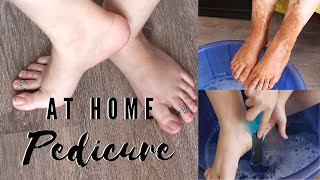 Tan Removal Pedicure at home/ फटी कटी एड़ियों को मुलायम बनाएं | Nidhi Katiyar