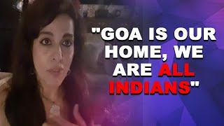 """WATCH: Pooja Bedi says """"Goa is our home, we are all Indians"""" after receiving flak from netizens!"""